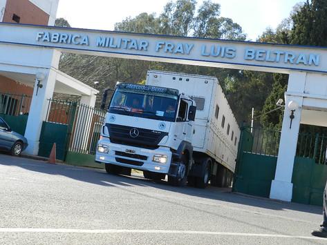 Fábrica Militar Fray Luis Beltrán cumple 88 años