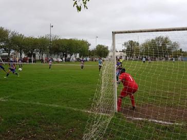Resultados de la sexta fecha de la Liga Sanlorencina