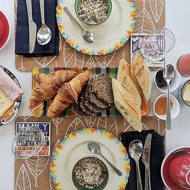 Breakfast time! #petitdejeuner #petitdej