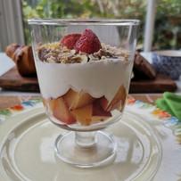 Breakfast/petit dejeuner
