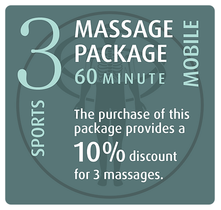 Mobile Package 3 Sports - 60 minute