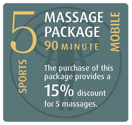 Mobile Package 5 Sports - 90 minute