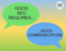 Good SEO Requires Good Communication Between You And Your SEO Company