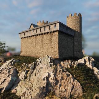 Llantrisant Hilltop Settlement