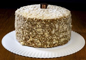 Torta Alfajor-Manjar