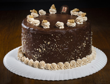 Torta Crocante Nuez