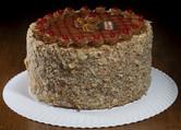 Torta Hoja Manjar Mermelada