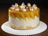 Torta Lúcuma Nuéz