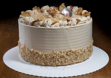 Torta de Nuéz