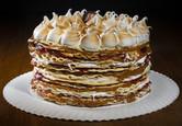 Torta Alfajor Merengue