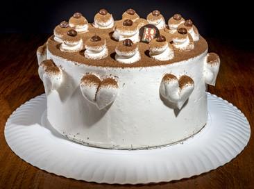 Torta Tres Leche-Canela