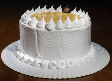 Torta  Pie de Limón