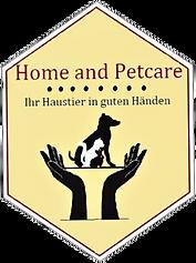home and petcare logo, hundesitter, reinigungservice, fensterreinigung, katzensitter,