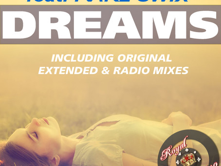 OUT NOW: HouseGround feat Karl Swix - Dreams