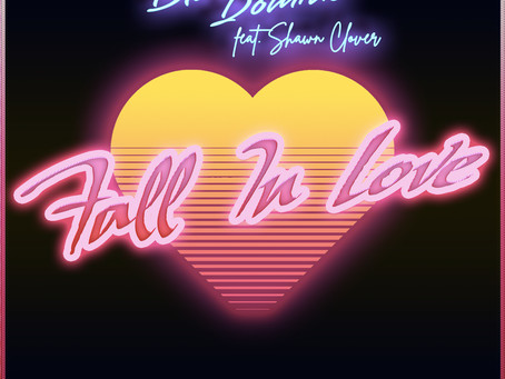 BLACK DOMINO - FALL IN LOVE FEAT. SHAWN CLOVER [COMING SOON]