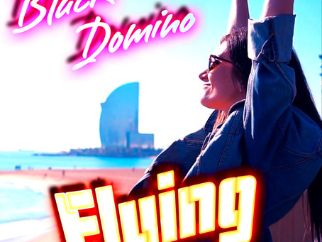 BLACK DOMINO - Flying