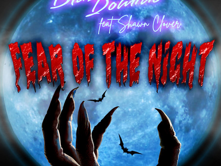 """New Black Domino's single, """"Fear of the night"""" feat. Shawn Clover OUT NOW!"""