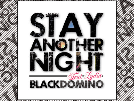 Black Domino feat. Lydia - Stay another night OUT NOW on Royal Casino Records