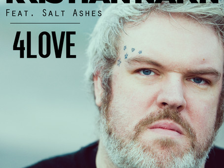 Kristian Nairn from The Game Of Thrones show signed on Royal Casino Records, releasing his second so