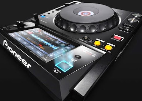 Pioneer Ditches CDs With The XDJ-1000 Digital-Only Player