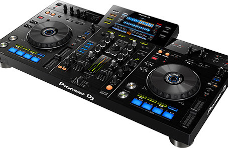 Pioneer DJ launches the XDJ-RX all-in-one rekordbox™ solution with large, dual-deck screen