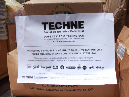 Techne SCE with The Bedroom Project supports City of Athens Foundation for the Homeless (KYADA)