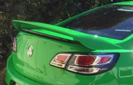 HDT VF Improved Boot Spoiler