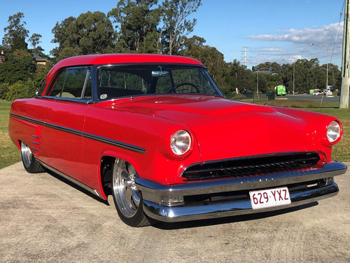 1953 Mercury, 350 Auto