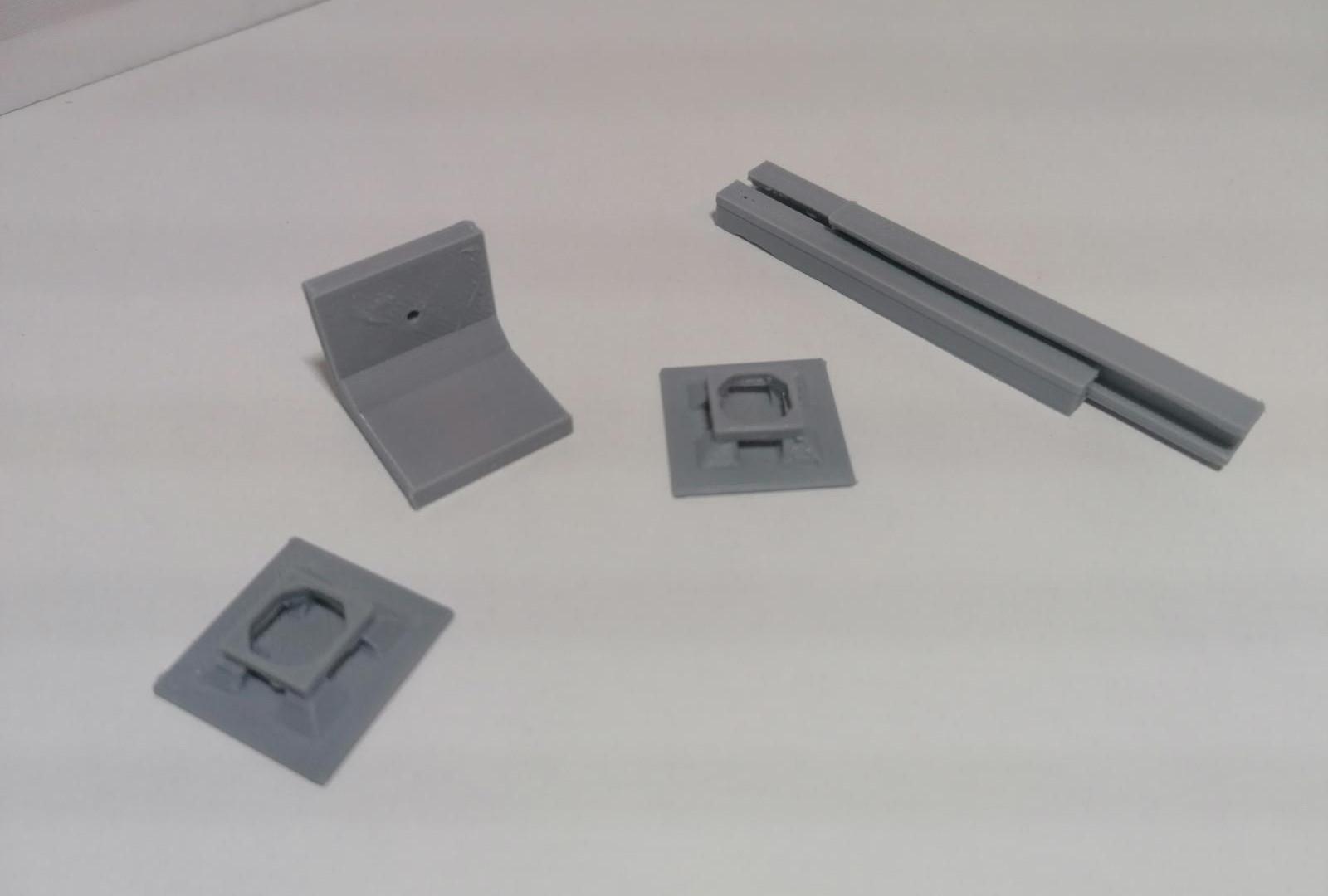 Teile für den Modellbau
