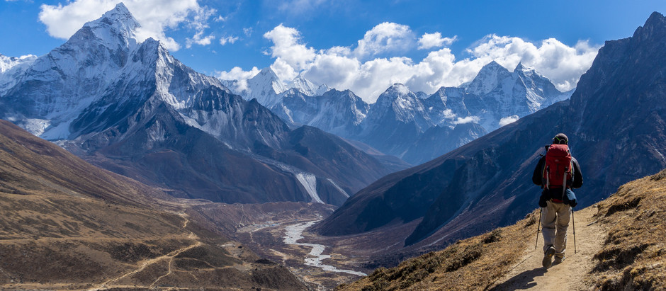 How tough do I need to be to trek to Everest Base Camp?