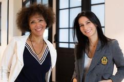 Virginie et Marie Drucker ADFL 2020