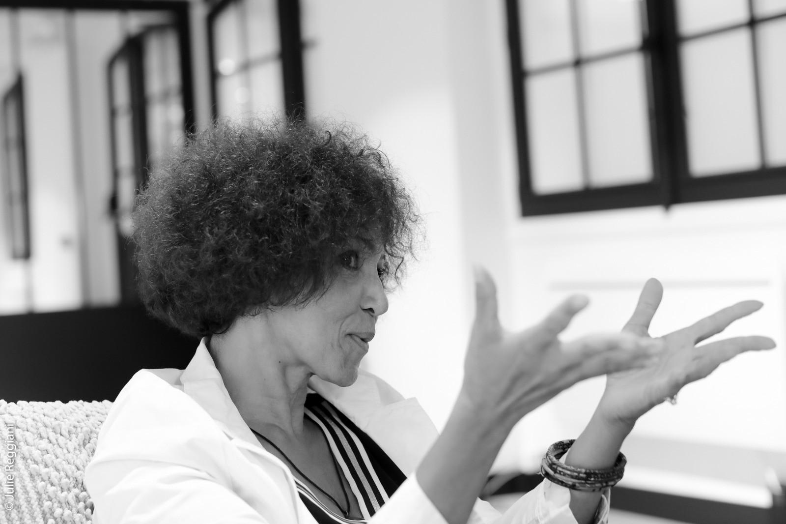 Virginie Servaes à L'Atelier des Femmes Leaders 2020