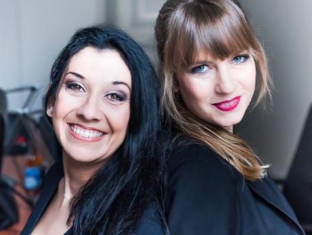 Le duo de voix joyeux du recrutement autrement -Interview avec Aurore Crespin & Laura Lombardo ...