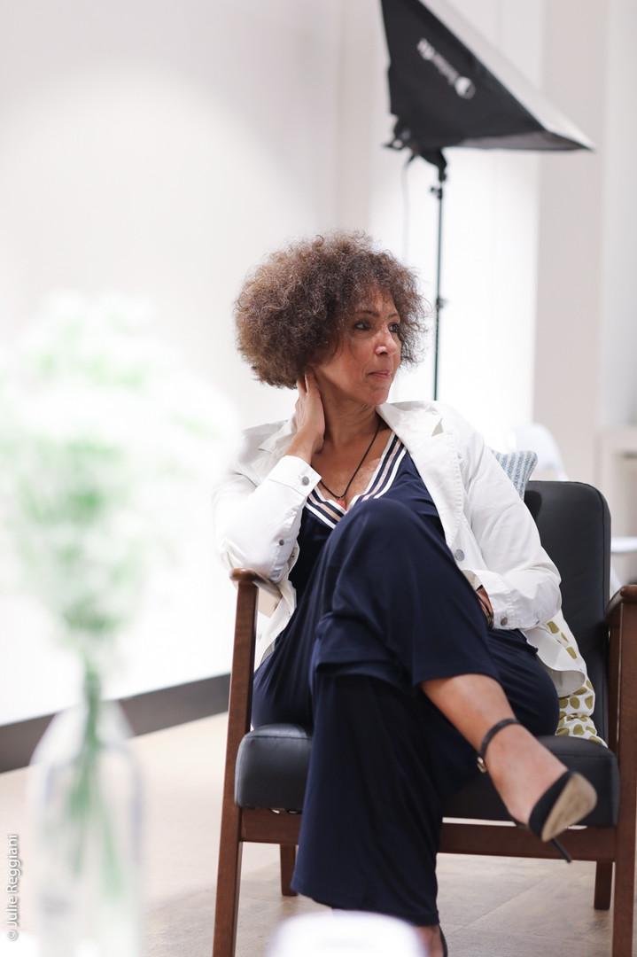 Virginie Servaes à L'Atelier des Femmes Leaders