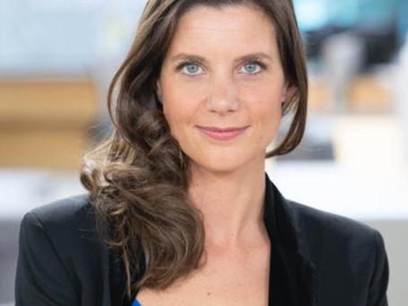 La douce et jolie voix de l'info - Interview avec Camille Grenu