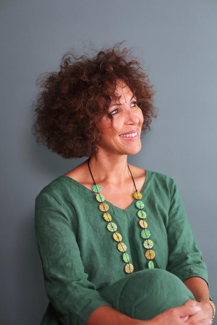 Virginie Servaes - Coach en développement personnel à travers la voix
