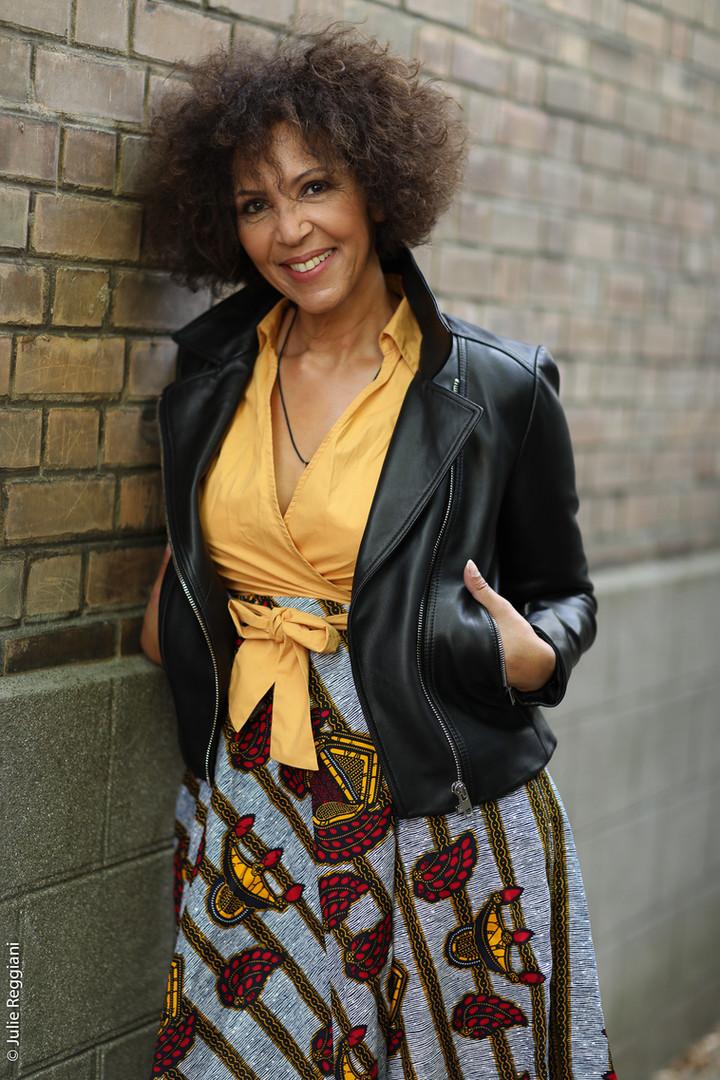 Virginie Servaes - Artiste chanteuse