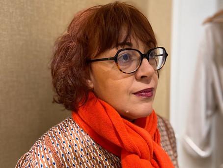 La Voix céleste - Interview avec Sylvie BARRAIN