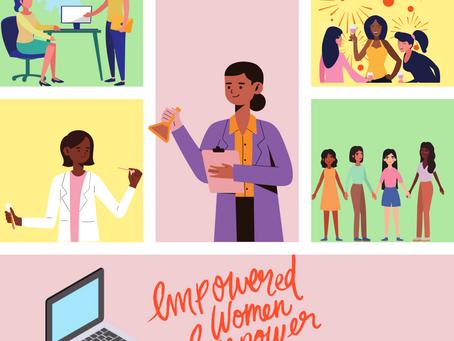Happy Women's History Month!🎉