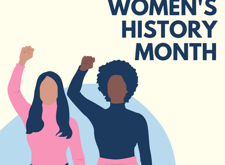 March Is Women's History Month and We're Celebrating Our Founder