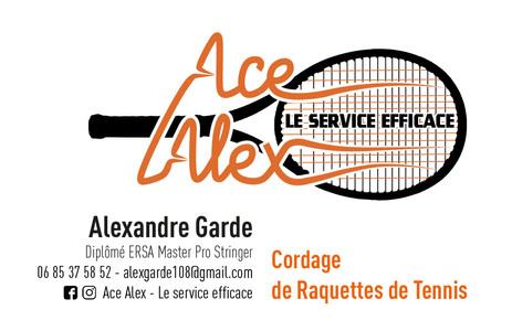 Création d'un logo et de la carte de visite d'un professionnel