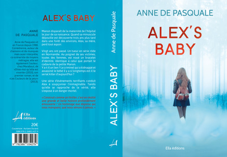Maquette Alex's baby