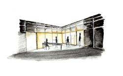 Scène 2 - Bureau de Shlink