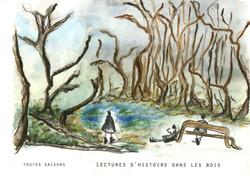Histoire dans les bois