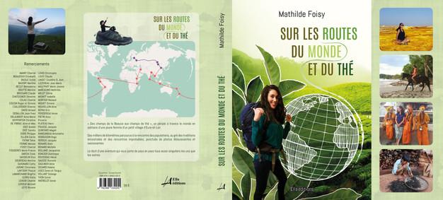 Maquette Sur les routes du monde et du thé