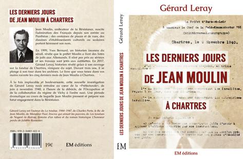 Maquette Les derniers jours de Jean Moulin à Chartres