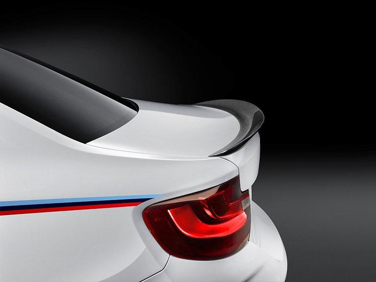BMW M Performance Rear Carbon Spoiler Lip