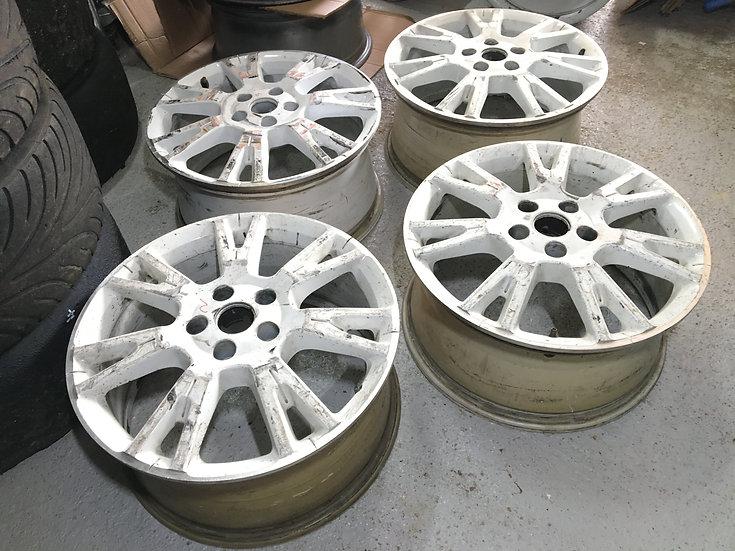 X85 Clio Cup Racer Speedline 8J White