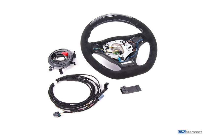 E8*/ E9* M3 M Performance Race Steering Wheel with LED