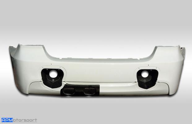 BMW E90 WTCC Carbon Rear Bumper